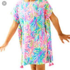 NWT Lilly Pulitzer Via caftan dress